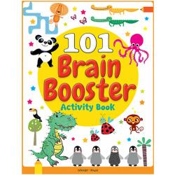 101 Brain Booster Activety Book