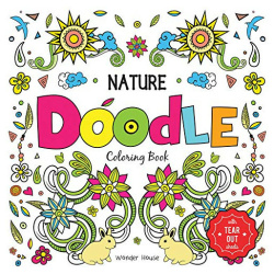 Coloring Book - Nature Doodle