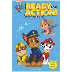 Gaint Coloring Book - Paw Patrol