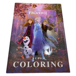 Super Colouring Book A3 - Frozen 2