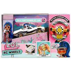 L.O.L Surprise Remote Control Car