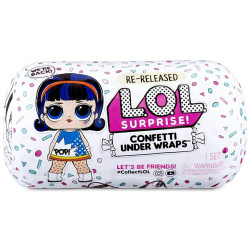 L.O.L. Surprise! Confetti Under Wraps Doll