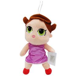 LOL Surprise Doll Plush 26 CM - Purple Dress