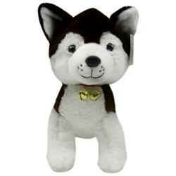 Husky Dog 30 Cm - Black