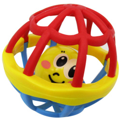 Baby Rattle - Ball