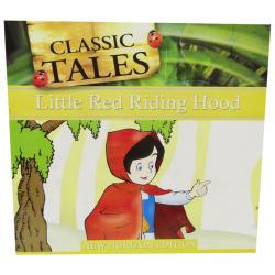 Bedstories - Little Red Ridding Hood