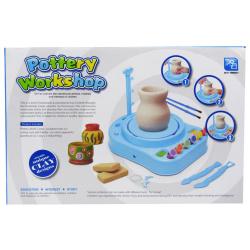 Pottery WorkShop - Blue