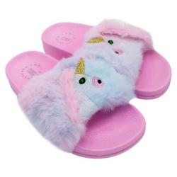 Unicorn Slipper For Kids  - Pink