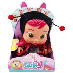 Cry Babies Doll - Lady Bug