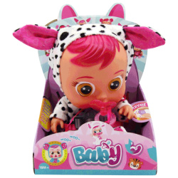 Cry Babies Doll - Dotty