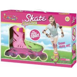 Skate Set For Girls
