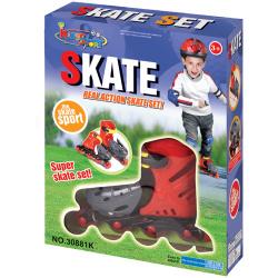 Skate Set For Boys
