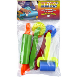 Brons Modeling Clay Tool Set - Cutting Tools