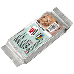 Ceramic Clay Dough - 250 Gr - White