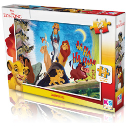 Lion King - 100 Pieces