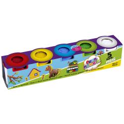 Play Dough 5 Mini Color