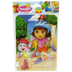 Mini Cartoon Puzzle - Dora The Explorer