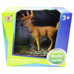 Model Series Animal Set - Deer With Horn