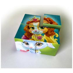 Plastic Cubes Puzzle - Palace Pets