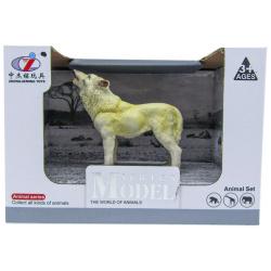Model Series Animal Set - Howling Wolf