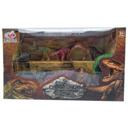 Dinosaur Era - 8 Pcs