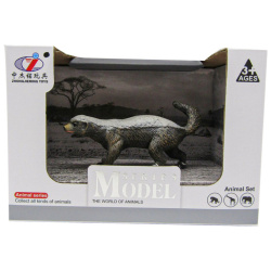 Model Series Animal Set - Honey Badger