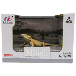 Model Series Animal Set - Beige Reptile