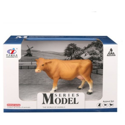 Animal World Model Series - Camel Cow Without Horn