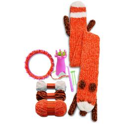 Adorable Scraft Knitting Kit