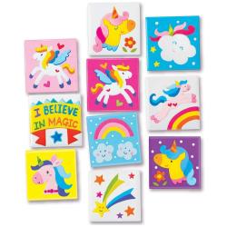 Unicorn Mini Tile Art