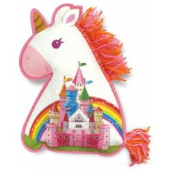 My Lovely Unicorn Pillow