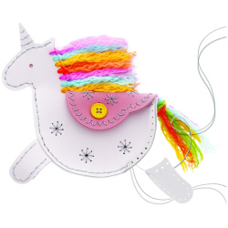 My Unicorn Faux Leather Pouch
