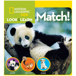 National Geographic Book - Match