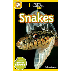 National Geographic Book - Snakes