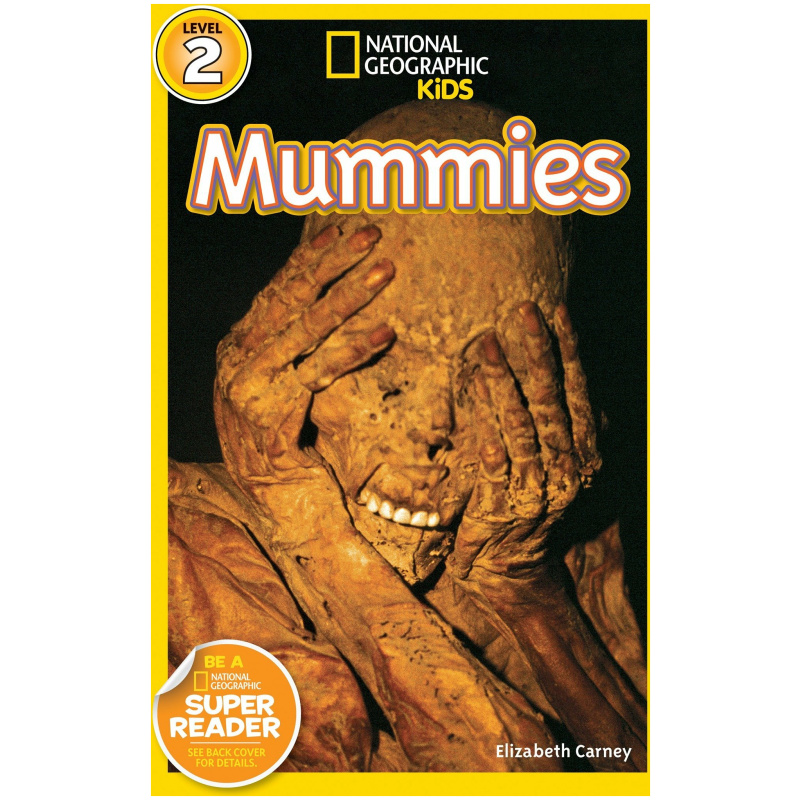 National Geographic Book - Mummies