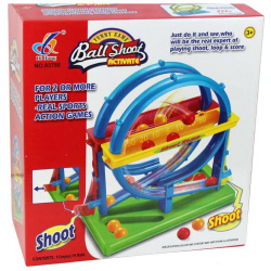 Ball Shoot Activate - Two Spiral Maze