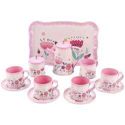 TinTea Set - 14 Pcs
