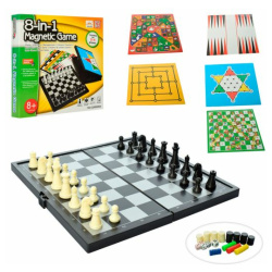 8 In 1 Magnetic Game
