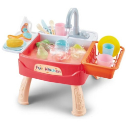 Dishwasher Fun Kitchen - 28 Pcs