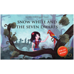 Pop-Up Books - Snow White and The Seven Dwarfs