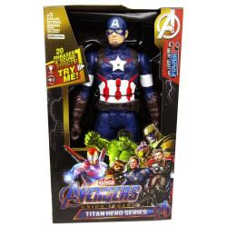 Avengers Titan Hero Series  - Captain America