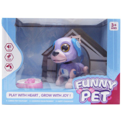 Electric Pets Dog Toy - Purple