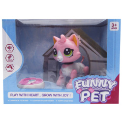 Electric Pets Cat Toy - Pink