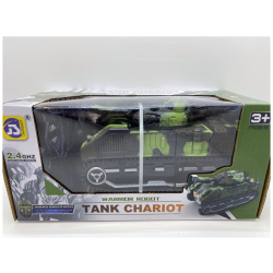 Tank Chariot Warrior Robot With Remote Control