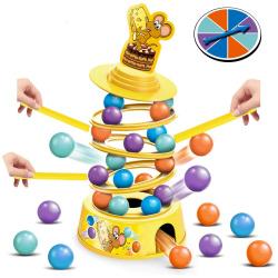 Tumbling Cake Toy Set