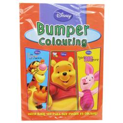 Bumper Colouring - Winnie