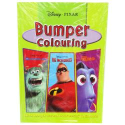Bumper Colouring - Pixar Nemo