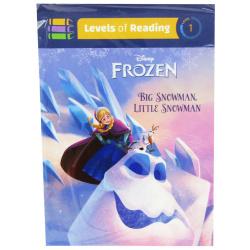 Levels Of Reading - Big Snowman
