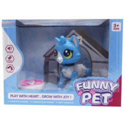 Electric Pets Cat Toy - Blue