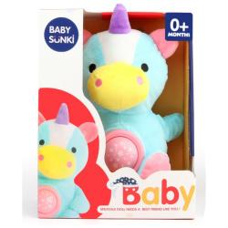 Soft Plush Goodnight Lullaby - Unicorn